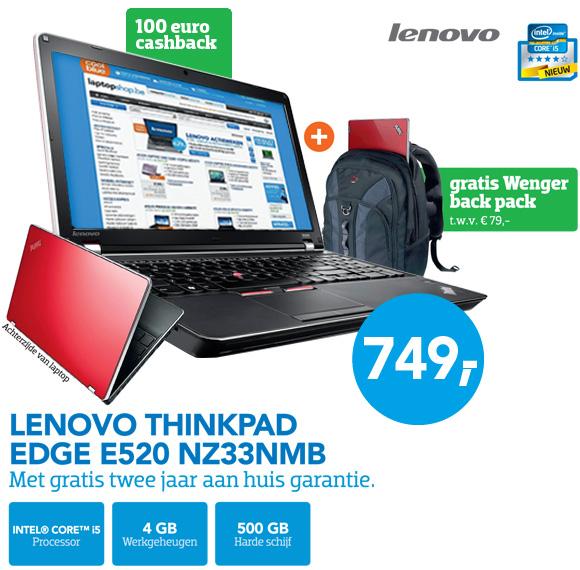 Lenovo Thinkpad Edge E520 NZ33NMB